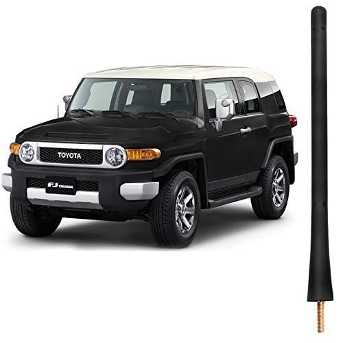 Flexible Radio Antenna Compatible with 2000 to 2019 Toyota FJ Cruiser
