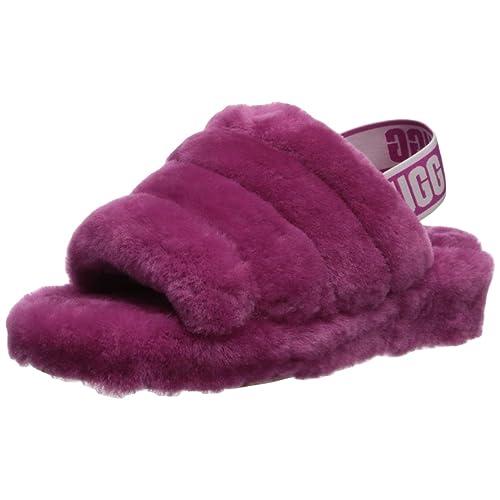 93fa9b9982d UGG Women's Fluff Yeah Slide Sandal