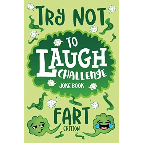 Buy Try Not to Laugh Challenge Joke Book Fart Edition: Funny