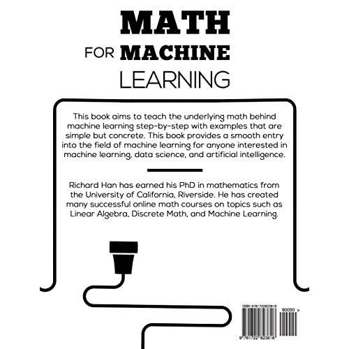 Buy Math for Machine Learning: Open Doors to Data Science