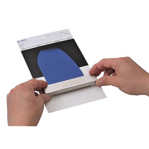 BYK-Gardner 2856 Byko-Chart Brushout 5DX Drawdown Card Clearcoated Box of 500