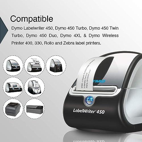 Buy 16 Rolls DYMO 30323 Compatible 2-1/8 x 4(54mm x 101mm) Shipping