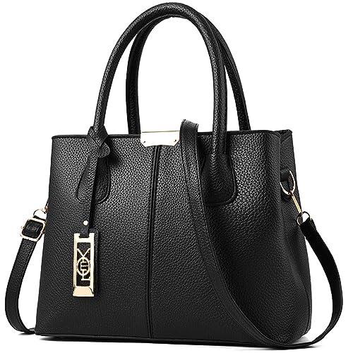 e9434b0171b9 Buy COCIFER Women Top Handle Satchel Handbags Shoulder Bag Tote ...