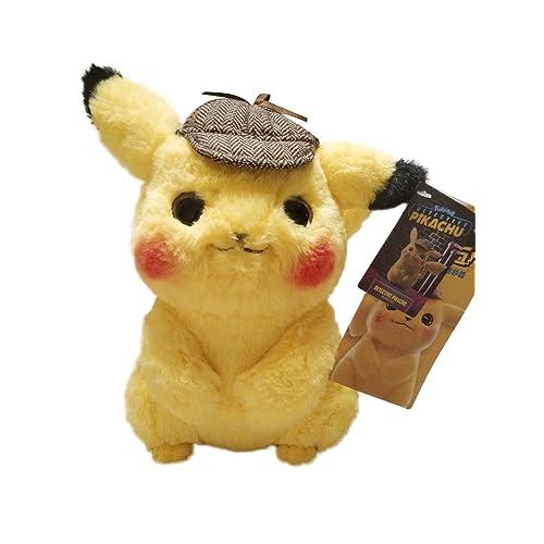 Funky Store Pokemon Detective Pikachu Plush Stuffed Animal Toy