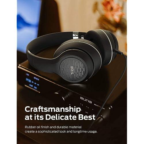 Buy Tribit XFree Tune Bluetooth Headphones Over Ear