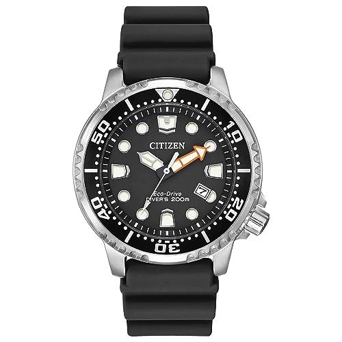 Buy Citizen Eco-Drive Promaster Diver Quartz Men's Watch, Stainless Steel  Online in Philippines. B016R90VBK