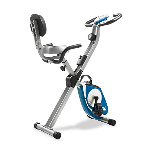 Xterra Fitness FB350 Folding Exercise Bike, Silver | Buy Products ...