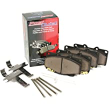 Power Slot 10414010 Brake Pad StopTech