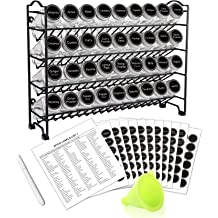 Ubuy Philippines Online Shopping For Revolving 16 Jar Spice Rack In Affordable Prices